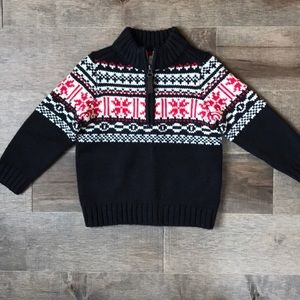 Carter's pullover 2T